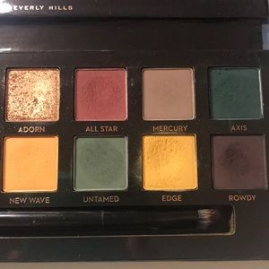 Anastasia Beverly Hills Makeup - ABH subculture palette ✨
